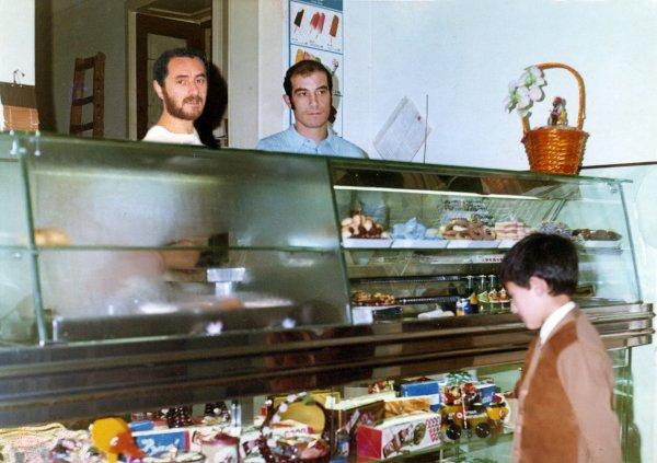 Le origini: i fratelli Pippo e Carlo Basile. Anno 1971