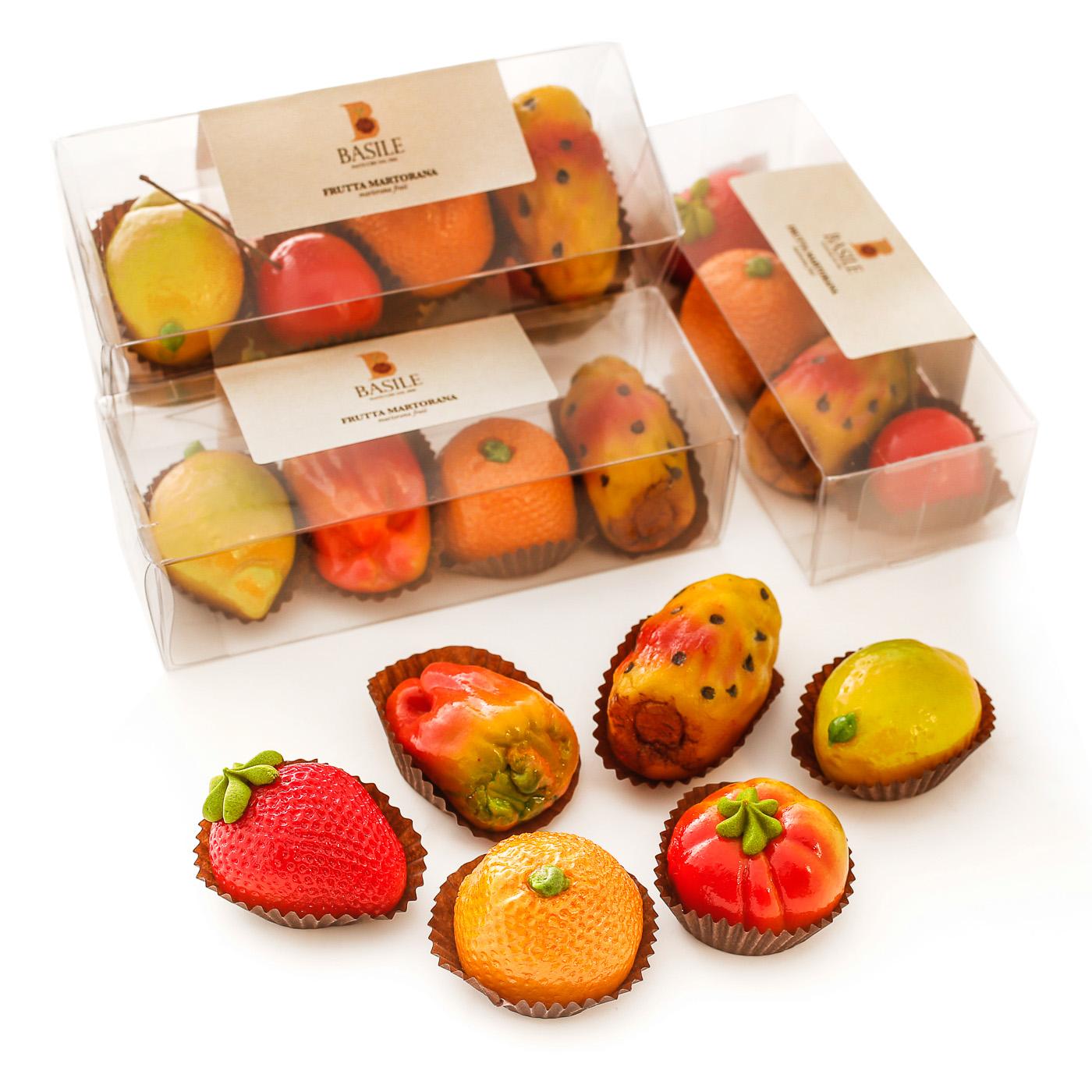 Frutta martorana marzapane dolci siciliani online for Frutta online